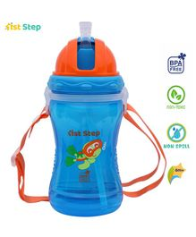 1st Step Spout Sipper Cup Blue - 360 ml