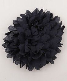 Pikaboo Spring Flower Clip - Black