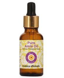 Deve Herbs Cold Pressed Amla Oil - 30 ml