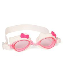 Hello Kitty Swim Goggles - Pink