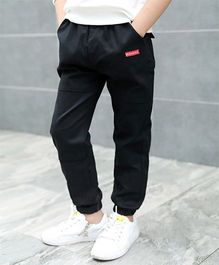 Pre Order - Awabox Smart Plain Pants - Black