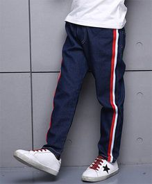 Pre Order - Awabox Smart Side Lining Pants - Dark Blue