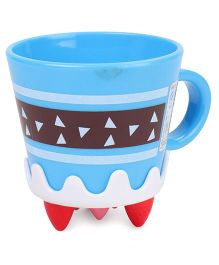 Mug Blue White - 360 ml