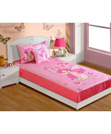 Swayam - Princess Print Kids Bed Sheet
