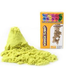 Waba Fun Kinetic Sand Yellow - 453 grams