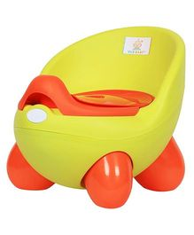 Ole Baby Potty Trainer Chair - Yellow & Orange