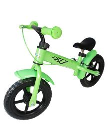 Toyhouse Balance Bicycle - Green