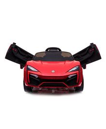 Toyhouse Lykan Hypersport Battery Operated Ride On - Red