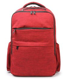 T-Bags Backpack Style Diaper Bag - Red