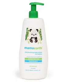 mamaearth Moisturising Daily Lotion White - 400 ml