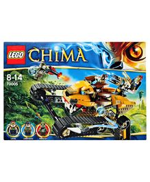 Lego Chima Laval's Royal Fighter - Multi Color
