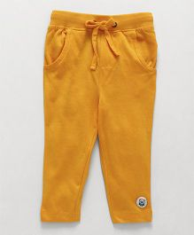 SoLittle Full Pant - Yellow