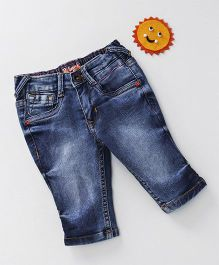 Vitamins Monkey Wash Jeans - Blue