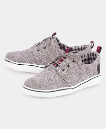 JUMP USA Dual Colour Sneakers - Grey