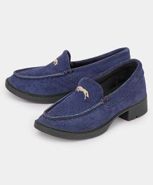 JUMP USA  Suede Sneakers - Navy