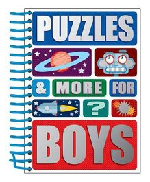 Puzzles Book - English