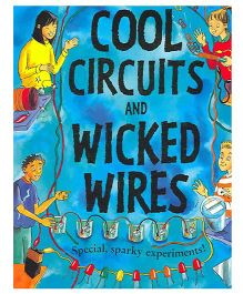 Cool Circuits And Wicked Wires Activity Book - English