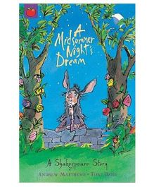 A Midsummer Night's Dream Shakespeare Story Book - English
