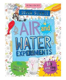 Super Science Air and Water Experiments - English