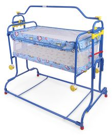 Mothertouch High Compact Cradle - Blue