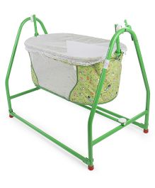 Mothertouch Nest Cradle - Green