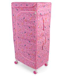 Mothertouch My Wardrobe With Wheels - Pink