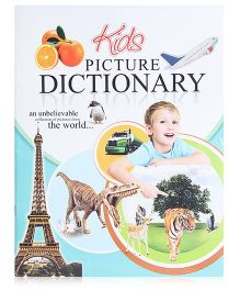 Future Books - Kids Picture Dictionary Without CD