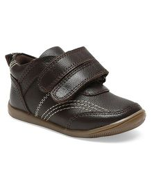 Teddy Toes Roadstar Shoes - Brown