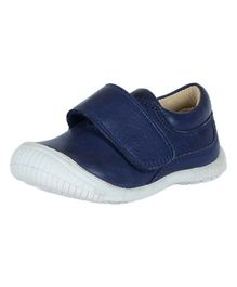 Teddy Toes Jack Shoes - Blue