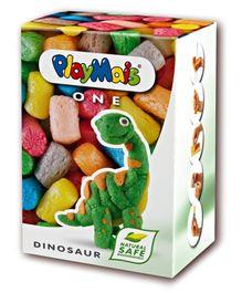 PlayMais - One Dinosaur Modelling Material Box