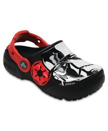 Crocs CrocsFunLabStormtrooperClog  - Black  (3.5 to 4 Years)