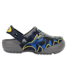 Crocs CrocsFunLab Batman  - Smoke  (8-9  Years)