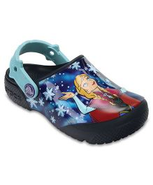 Crocs CrocsFunLab Frozen  - Navy  (6  Years)