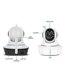 IFI PT2 Indoor HD 1080P Wireless Surveillance Camera - White