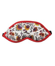 Kanyoga EyePillow With Dried Lavender Flowers Filling - Multicolour
