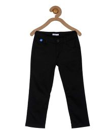Campana Boys Chinos Pants - Black