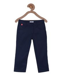 Campana Boys Chinos Pants - Navy
