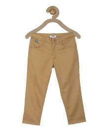Campana Boys Chinos Pants - Brown