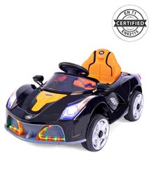 Babyhug Battery Operated Ride On Car - Black