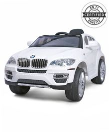 BMW Battery Operated Ride On - White