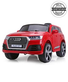 Audi Q7 Battery Operated Ride On - Red