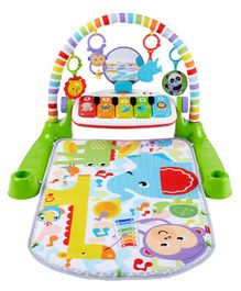 Fisher Price Musical Play Gym Play Mat - Multi Colour