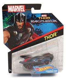 Hotwheels Thor Character Toy Car - Multi Colour