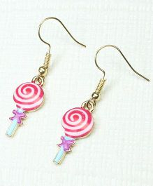 Asthetika Candy Earrings - Pink