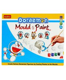 Buddyz - Doraemon Mould And Paint