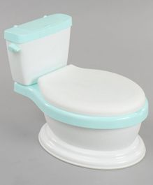 Babyhug Western Potty Chair - Blue
