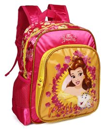 Disney Princess Backpack Pink - 12 inches