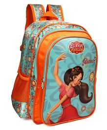 Disney Princess Elena Backpack Sea Green - 16 inches