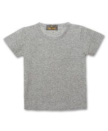Loko Baby Solid Stretch Master T-Shirt - Grey