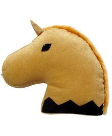 Tickles - Soft Stuffed Cushion Horse